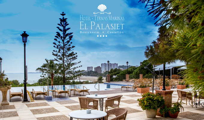 Apertura del Instituto de Talasoterapia Hotel Termas Marinas El Palasiet 2015